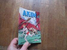 PETIT FORMAT BD AKIM 274  mon journal 1971