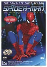 Spider-Man Animated Series Season 1 DVD 2004 2-Disc Set Brand New Sealed
