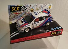 qq 60500 SCX FORD FOCUS WRC R COSTA BRAVA '00 #5 Mc RAE export version 6050 0