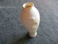 Vintage Lenox Flower Bud Vase, Gold Trim, Unique Design Ott-03143