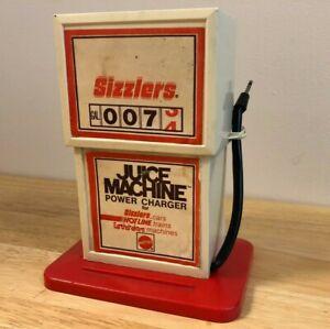 Hot Wheels Sizzlers Hotline Trains Earthshakers Juice Machine 1969 - It Works !