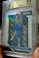 🏀2018 Panini Prizm Prizms silver Luka doncic BGS 9.5 like donruss optic rookie