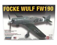 Focke Wulf FW190 Lindberg Aircraft Model Kit 1:72 Scale FREE SHIPPING