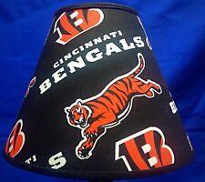 Set of 2 Cincinnati Bengals Tiger Lampshade Lamp Shade