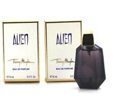 2 Thierry Mugler Alien Eau De Parfum Mini Perfume, 6ml X 2, NIB