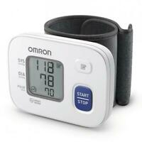 Omron RS2 Intellisense Automatic Wrist Blood Pressure Monitor, Large LCD Display