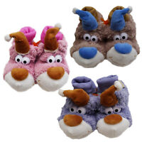 De Fonseca De.Pelorso Girls Boys Kids Infants Animal Slippers Super Soft Shoes