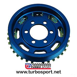 Vauxhall C20LET alloy crankshaft  pulley 36-1