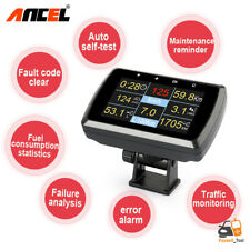 Ancel A501 Car OnBoard Computer OBD 2 Auto Code Reader Fuel Consumption tool