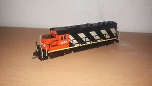 Atlas N Scale CN GP-40 DCC and Sound