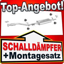 Auspuff Mittelschalldämpfer Mercedes Sprinter 2-t 901 902 208 D 2.3 Diesel