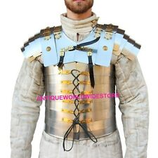 New Lorica Segmenta Roman Armour Breastplate LARP Coustume