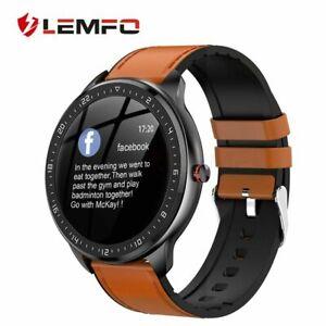 2020 New LEMFO Smart Watch IP67 Waterproof Heart Rate Blood Pressure Monitoring