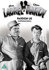 LAUREL AND HARDY- PARDON US – DVD, R-2+4, NEW, FREE POST WITHIN AUSTRALIA