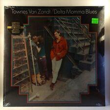 Townes Van Zandt - Delta Momma Blues LP NEW