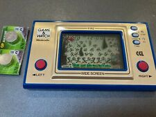 Nintendo Game & Watch FIRE (FR-27) Vintage from 1981