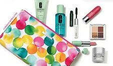 CLINIQUE Gift Set BAG GWP Chubby Stick Cheek Lipstick Matte Beauty 8pc SEALED