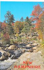 America Postcard - Jackson Falls - Jackson - New Hampshire   EE725