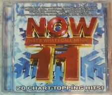 """NOW THAT'S WHAT I CALL MUSIC! 11 by Various Artists (CD, 2002 - USA) """"BRAND NEW"""""""