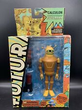 Toynami Futurama Calculon Action Figure 2008 Matt Groening - New