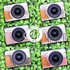 [Melten] Fabric Camera Half Case For Canon EOS M10