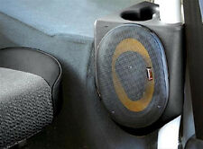 VDP Jeep Sound Wedges WITH Speakers System 76-95 Jeep CJ / YJ / Wrangler (Black)