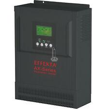 EFFEKTA AX-K1 1000W Sinus PWM Hybrid Insel Photovoltaik Solar Wechselrichter 12V