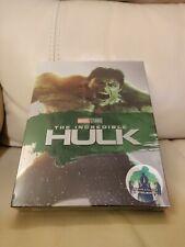 Incredible Hulk Blufans 4K Steelbook, Fullslip.  New/Sealed