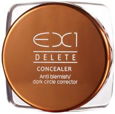 EX1 Cosmetics Delete Concealer 6.0 6.5g - Anti-Blemish/Dark Circle Concealer