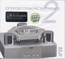 """""""Extended Dynamic Experience Vol.2"""" STS Digital MW Coding Process Audiophile CD"""