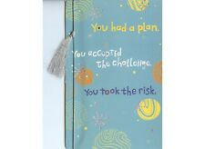 American Greetings Congratulations Card: You Gave It Your All & Reached the Goal