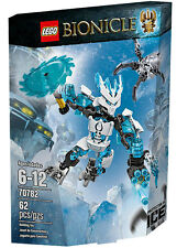 Lego Bionicle 70782 Protector of Ice Construction Toy