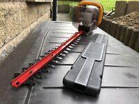 Ryobi CHT-1445 Cordless 14.4V Hedge Cutter Trimmer Uses Slide-On Type Batteries