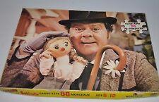 BOBINO et BOBINETTE vintage PUZZLE Quebec Children Television - Heritage °