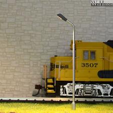 10 x OO / HO scale Model Railroad train Lamp posts Led street light Lamps YD75S