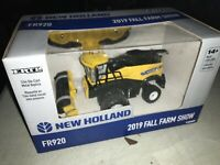New Holland 1/64 FR920 Forage Harvester Regular for Yellow Fall Farm Show 2019