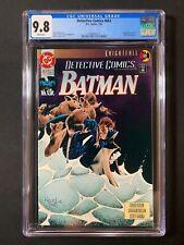 "Detective Comics #663 CGC 9.8 (1993) - ""Knightfall"" part 10"