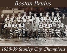Boston Bruins 1939 Stanley Cup Champs - 8x10 Team Photo