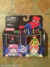 Marvel Minimates RACHEL GREY SUMMERS & SENTINEL Wave 33 X-Men Sentnel