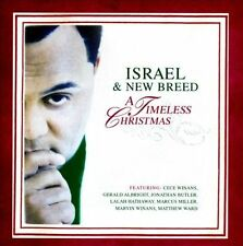 A Timeless Christmas by Israel Houghton & New Breed 2006 Integrity Very Good