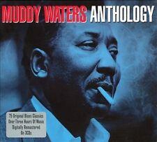 Muddy Waters - Anthology [3CD) UK - Import