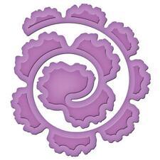Spellbinders Nestabilities Spiral Blossoms One 1 Die