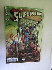 """Superman Numéro 7 de janvier 2006 """"Le Prix de la Liberté"""" / Panini Comics"""