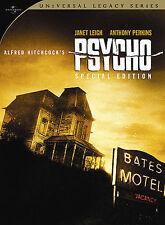 Psycho: Universal Legacy Series (Special Edition) DVD, John McIntire, Martin Bal
