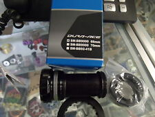 SHIMANO DURA-ACE BB-9000 ENGLISH 68MM BLACK BICYCLE BOTTOM BRACKET
