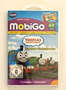 Vtech MobiGo Lernspiel  Thomas und seine Freunde 4-7 Jahre NEU