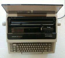 Smith Corona Electric Typewriter Ultrasonic 350 Messenger model 1M Nice.