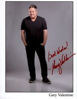 Gary Valentine 20x25cm u.a. King of Queens signed original signiert NEU GFN 1 UH