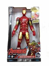 Iron Man TV, Movie & Video Game Action Figures with Talking