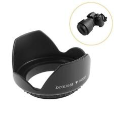 58mm Reversible Petal Flower Lens Hood For Canon ikon Sony Olympus Camera!